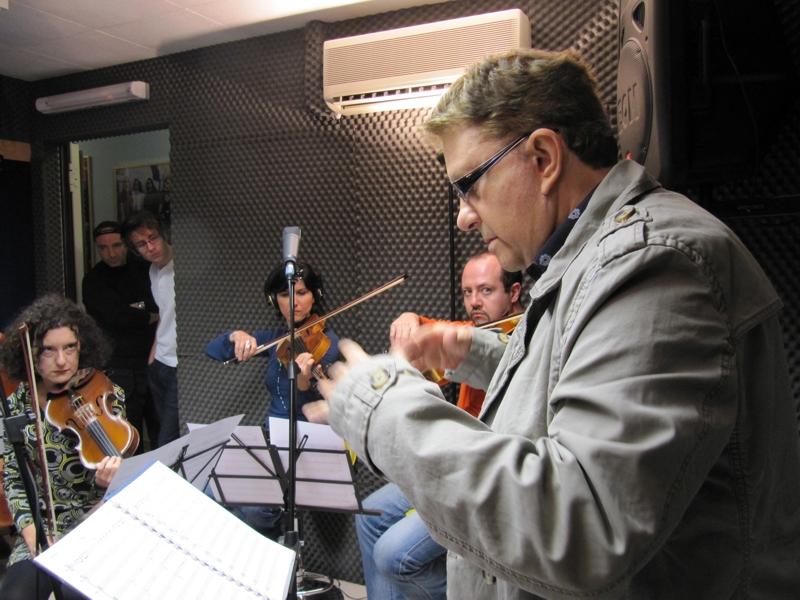 Eumir Deodato dirige per Valerio Romeo