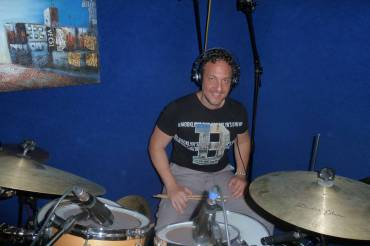 Georgy Porgy drums demo di Giuseppe Arnetta