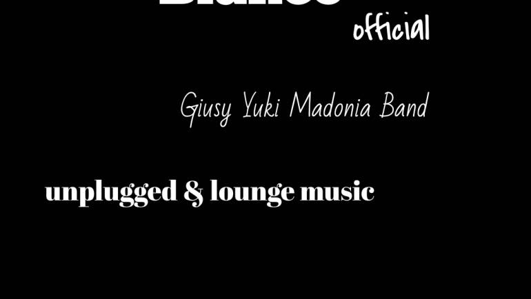 "BIANCO OFFICIAL Giusy ""Yuki"" Madonia Band all'Underground Music Club"